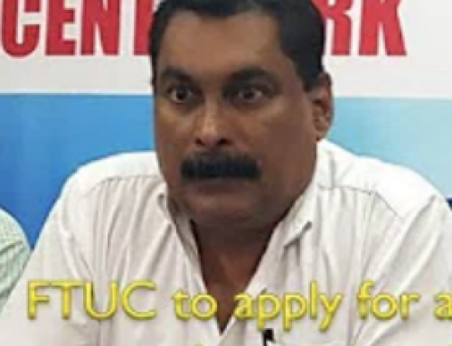 FTUC Applies for permit to march in Suva in April 2018